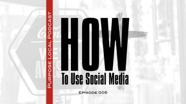 how to use social media christian small business owner