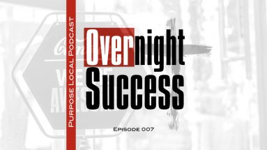 overnight success small business christian podcast