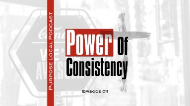 power of consistency christian business podcast