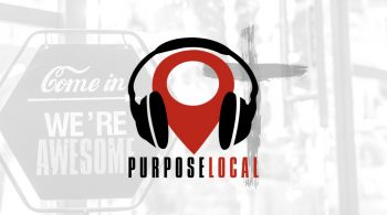 purpose local christian business podcast banner
