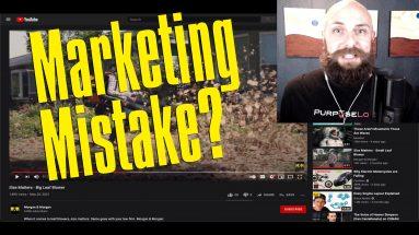 morgan & morgan law firm marketing mistake seo